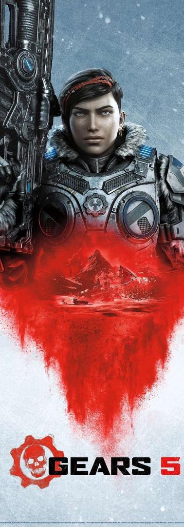 Gears of War 5 Cinematic