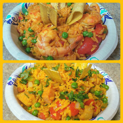 Paella Pop-Up Dinner
