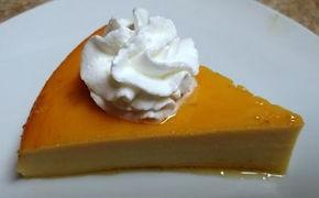 Cream Cheese or Coconut Custard (Flan)