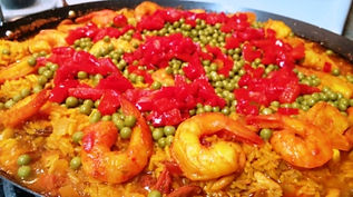 Combination Paella