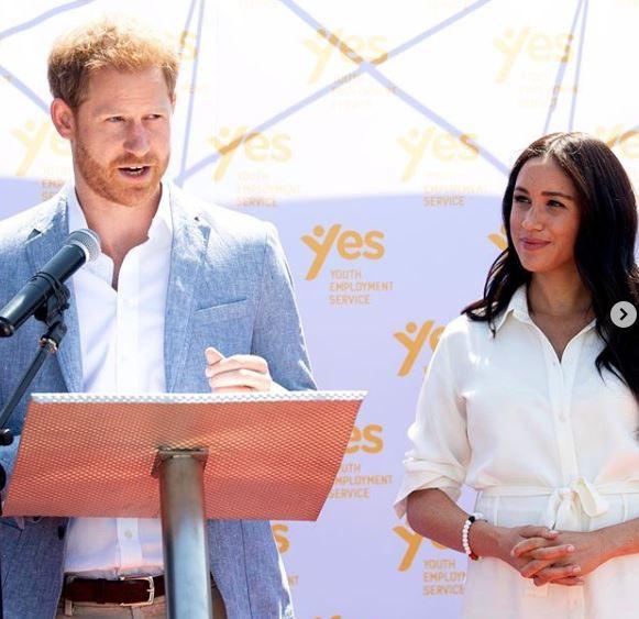 Meghan Markle and princ Harry