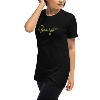 crna majica kratkih rukava gossip ....jp