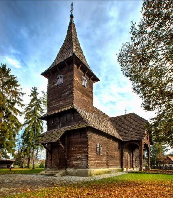 drvene crkve turopolja