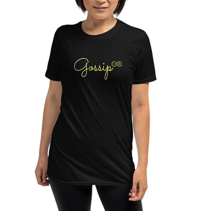 crna majica kratkih rukava gossip vijest
