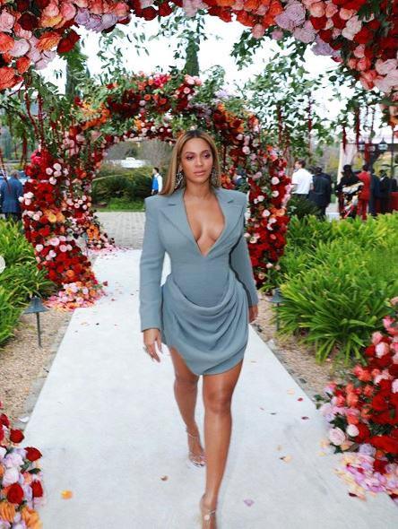 Beyonce open doors