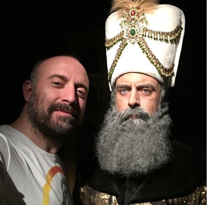 sulejman veličanstveni glumac