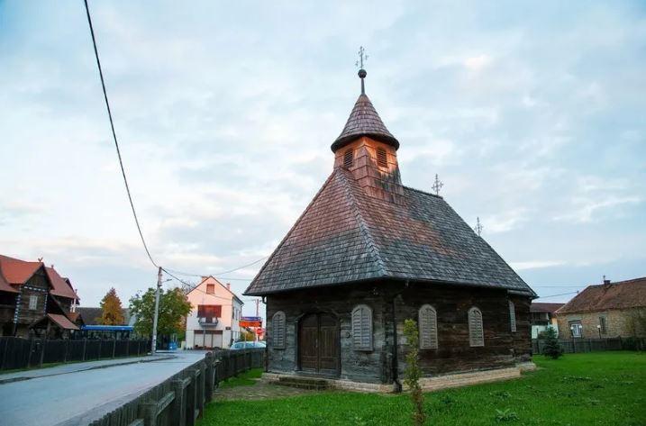 drvene crkve turopolje