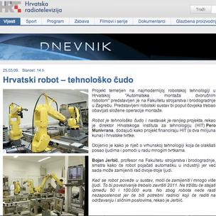 PR za Institut za tehnologiju