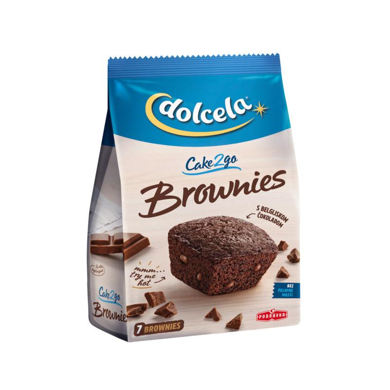 dolcela gluten free brownies