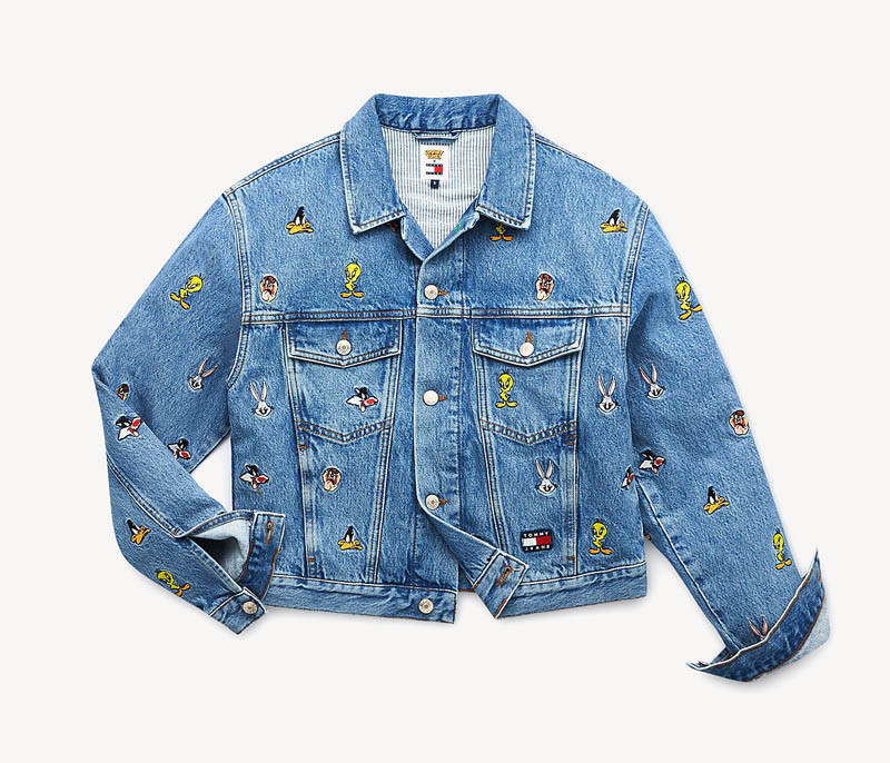 tommy hilfiger looney tunes collection