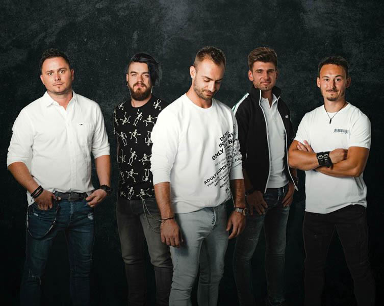 Ljubavnici band pjesme