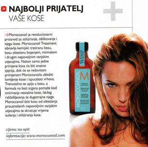promocija Moroccanoila