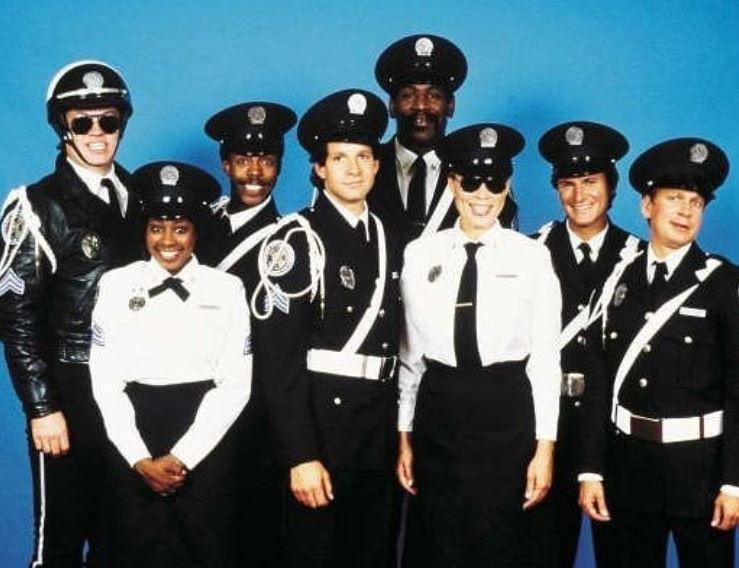 policijska akademija film