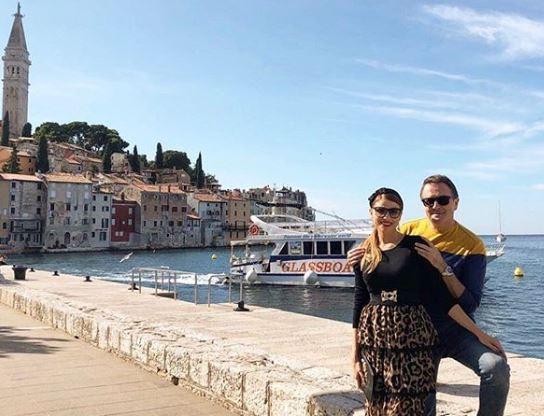 Tarik Filipović i Lejla Filipović