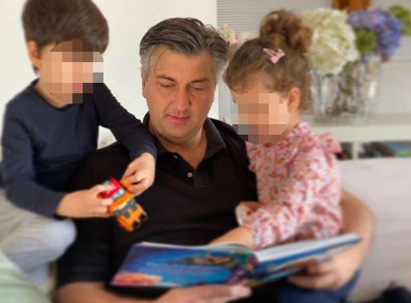 andrej plenković postao otac
