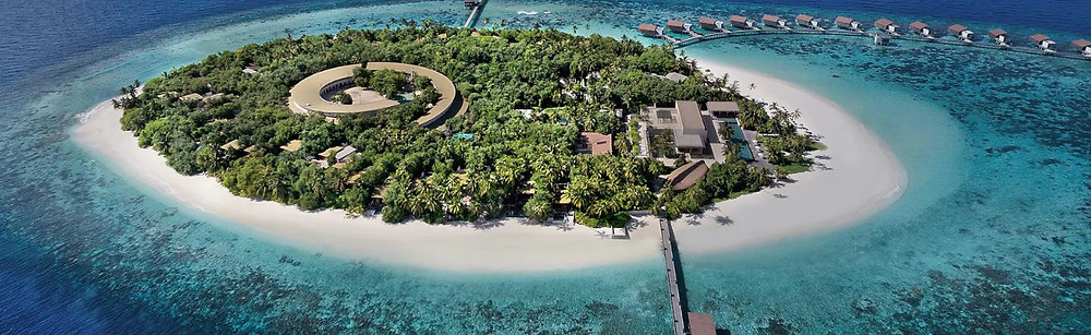 Hyatt hotel maldives