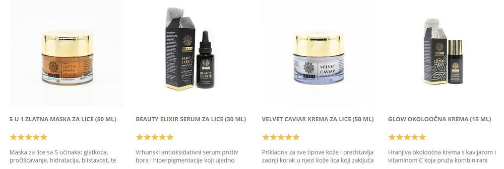 LUXEA hrvatska kozmetika