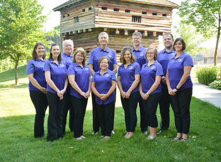 New Staff Photos