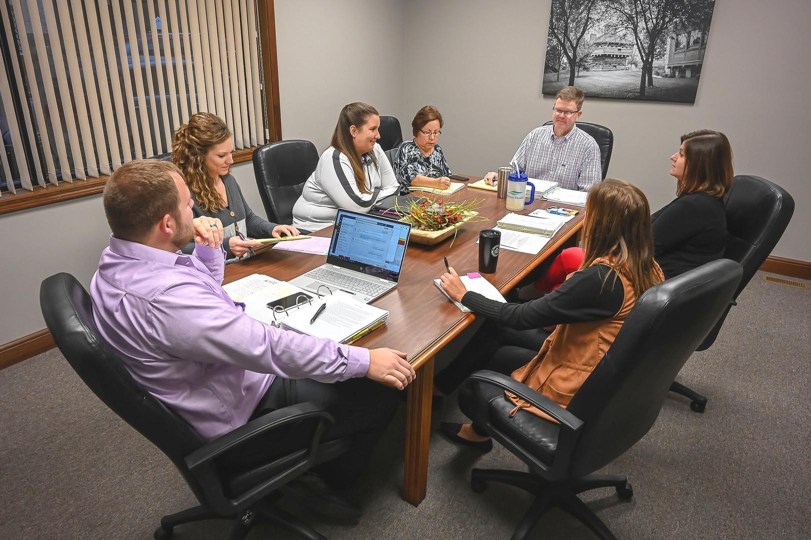 Agency Meeting