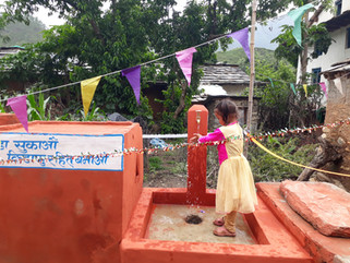 RVWRMP Field Workers at the Frontline of Changing Attitudes on Menstruation Hygiene Management