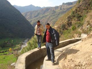 """The remotest of the remote communities"" - Roshan Bikram Shah, Renewable Energy Specialist"