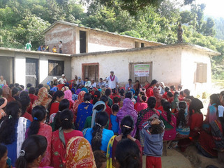 Building Community Owned, Reliable and Sustainable Cooperatives - Deo Krishna Yadav, Cooperative and