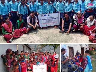 Over 6000 attended RVWRMP's Menstruation Hygiene Day 2019 activities