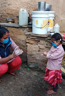 Hand Washing Campaign an Important Tool to Control COVID-19