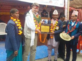 Finnish Ambassador to Nepal Visited Bajhang