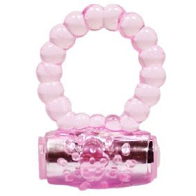 Pearls Vibrating Cock Ring