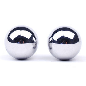 Steel Pleasure Balls