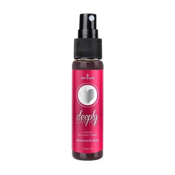 Deep Love Throat Relaxing Spray