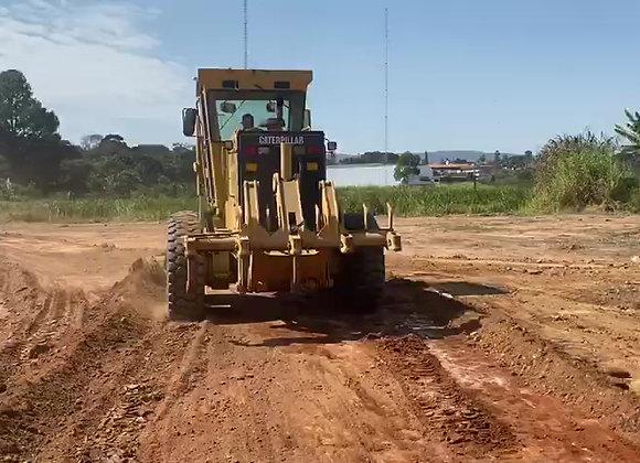 140K Caterpillar motorgrader '2010