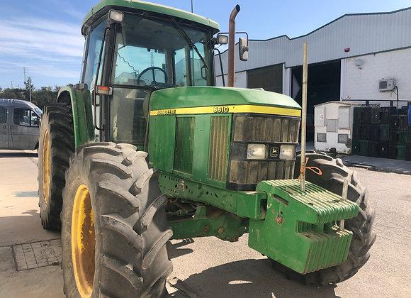 1John Deere JD6610 '1998 Farm tractor