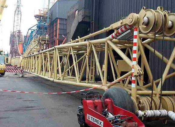 1Terex Demag CC2800-1 '2013 crawler crane
