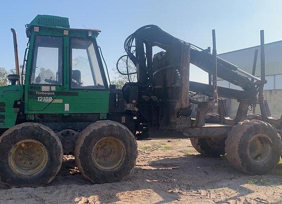 1Crane Timberjack 1210B Skeeder