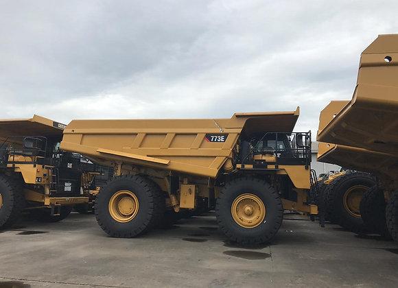 NEW Caterpillar 777E Rigid truck