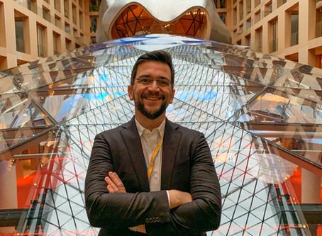 Berlim: Dr. Fernando convidado