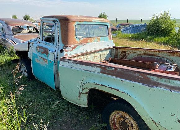 1957 Ford long box