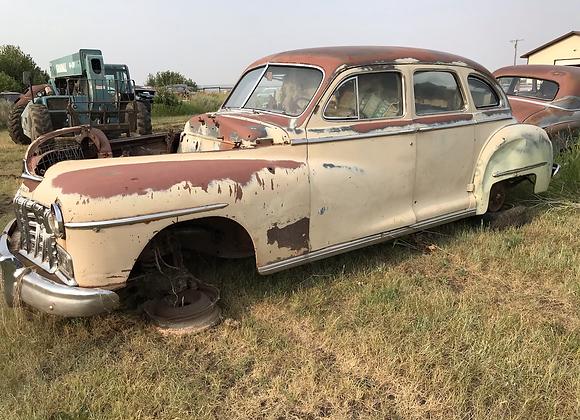 1948 Dodge with suicide doors zone 3