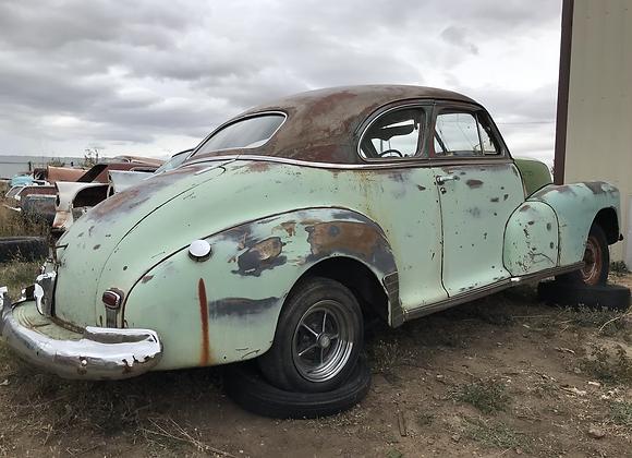 1948 Chevrolet 2 door