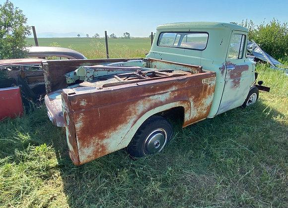 1957 Ford short box