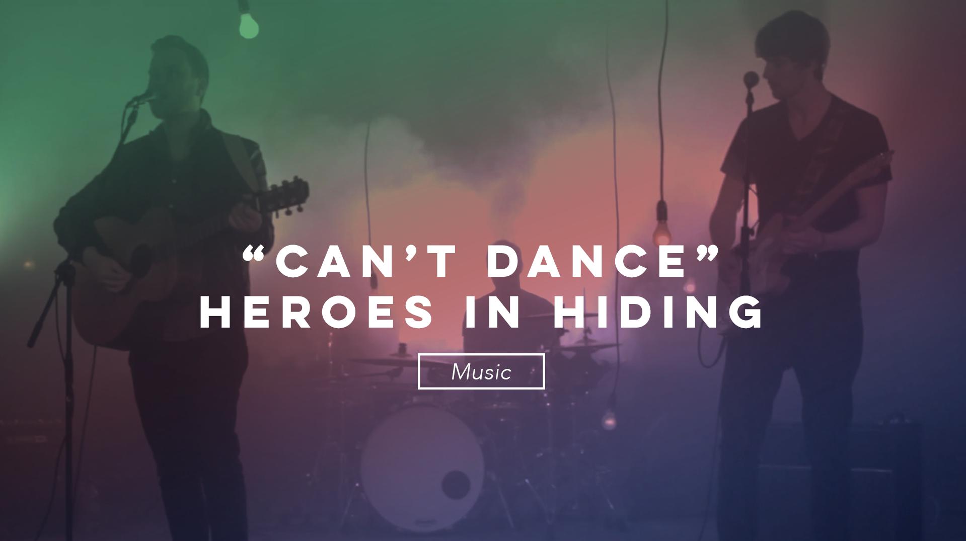 Heroes in Hiding
