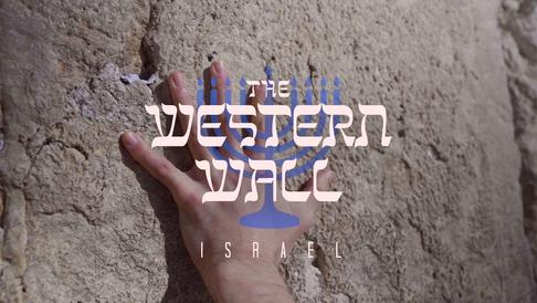 The Western Wall - Israel