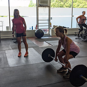 Personal training Beyond Training Gym in Penn Hills Pittsburgh