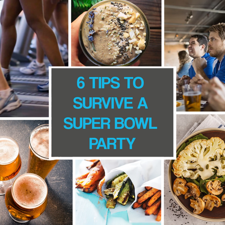 6 Tips to Survive a Super Bowl Party