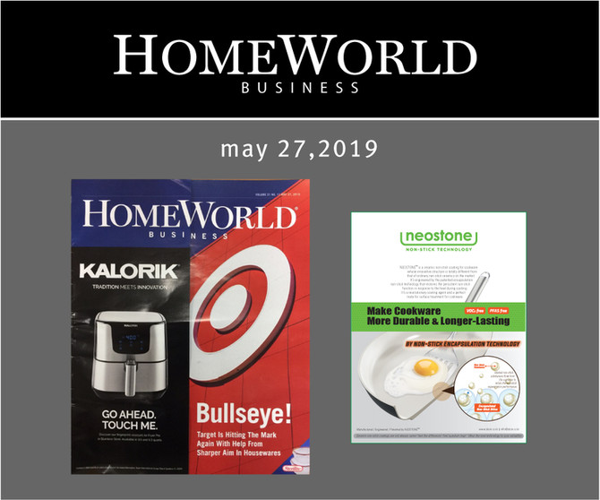 HOMEWORLD business AD. MAY 2019