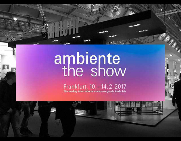 SAMKWANG Ambiente the show 2017