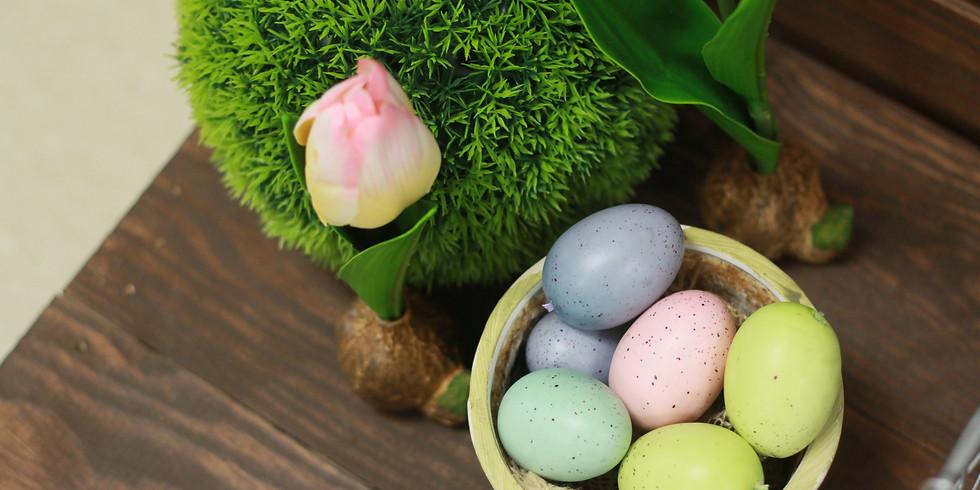 River Kids Easter Egg Hunt