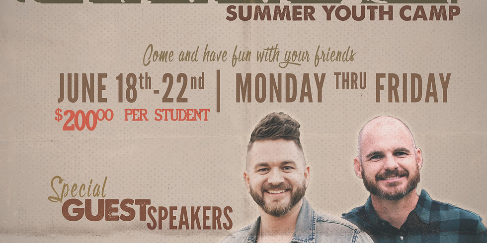 Significant Pursuit Youth Camp